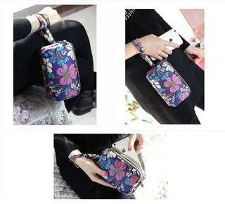 POUCH MULTIFUNGSI 3 LAYER IMPORT