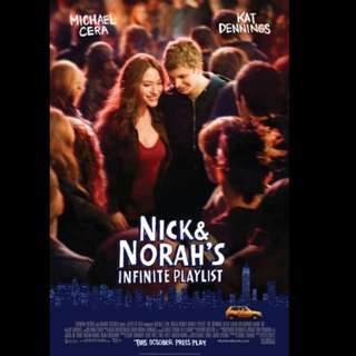 [Rent-A-Movie] NICK AND NORAH'S INFINITY PLAYLIST (2008)