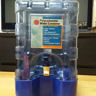 Water container 4gallons