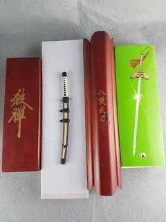 Sword Collectible 5pcs Set