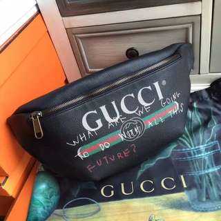Tas Gucci Pria Waistbag New Mirror Quality