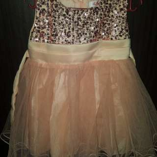 Party Gown for baby girl
