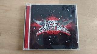 Babymetal US Album