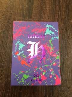 Infinite-H Fly High 淨碟