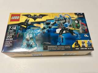 Lego Batman Mr. Freeze Ice Attach