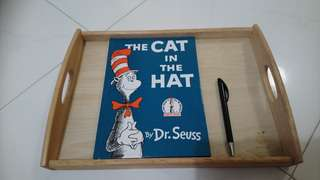 [FreeMail] Cat in the Hat by Dr. Seuss $17
