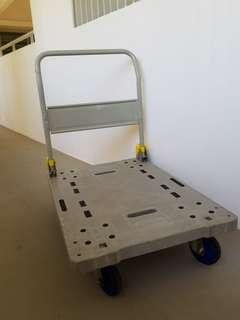 Prestar plastic trolley PF301D