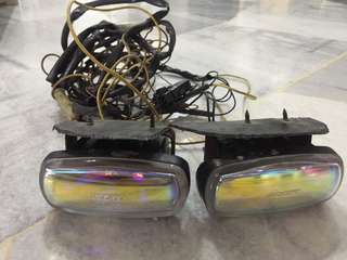 RAYBRIG Rainbow Fog Lamp Japan