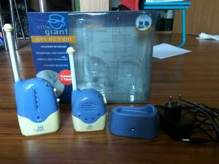 Little Giant Selection Baby Monitor