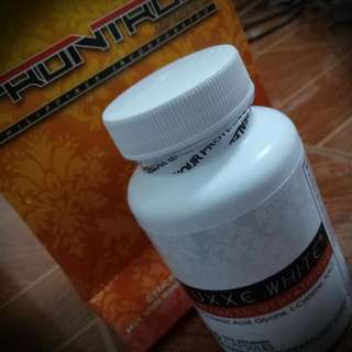 Front Row Luxxe White 60 Capsules - 2980 30 Capsules Also Available