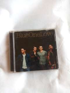 Blue One Love album