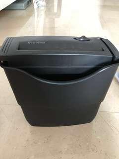Paper shredder (delivery subsidised)