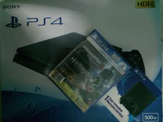 PS4 Slim (New) Letting go.