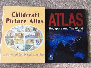 Atlas books
