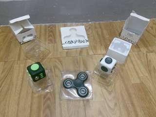 Fidget Cube / Fidget Spinner