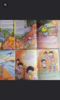 English Story Books - Bookworms