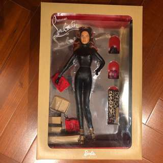 NRFB Christian Louboutin Barbie Doll(catsuit)