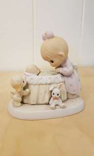 Precious Moments Figurine - You are my Gift from Above
