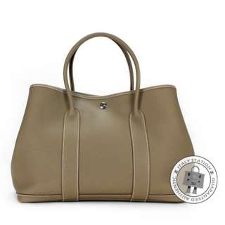 (NEW) HERMES GARDEN PARTY NEGONDA 36 TOTE BAG PHW 全新 手袋 銀扣