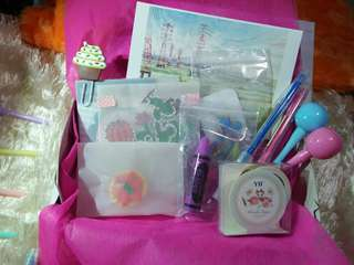 Stationery set/ Mystery Box/ Happy Mail