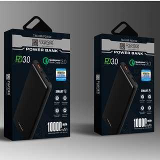 TAKUMI PD10X 黑色 10000mAh Powerbank