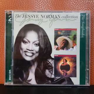 2CD》The Jessye Norman Collection