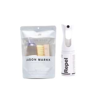 Jason Markk Cleaning Kit And Repellent