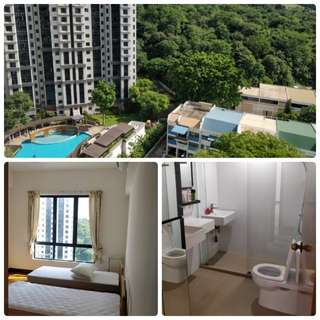 Master Bedroom with en-suite bathroom for rent at Bukit Batok, female only