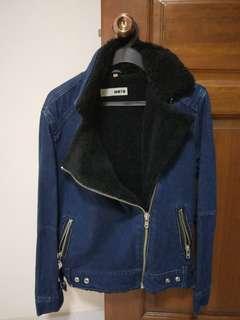 Topshop Autumn Winter Denim Jacket