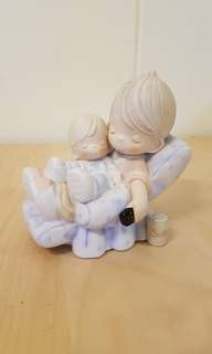 Precious Moments Figurine - Like Father Like Son