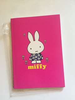 Miffy notebook & planner (2010)