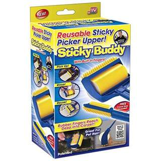 Sticky buddy