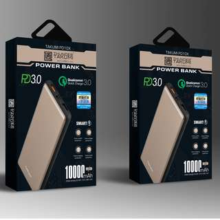 TAKUMI PD10X 金色 10000mAh Powerbank