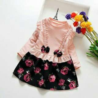 Beautiful kid's dress
