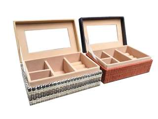 Native Mini Jewelry Box