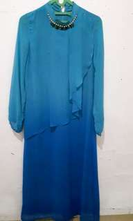 Eprize blue dress