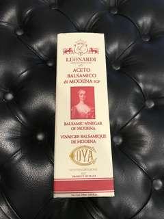 Cova balsamic vinegar (original price $250)