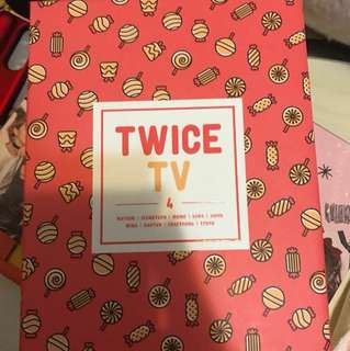 Twice tv 4 價錢可議