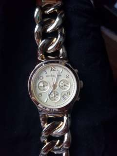 Michael Korrs twisted watch