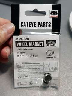 Cateye Wheel magnet single spoke