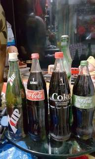 Coca Cola 7up 每枝