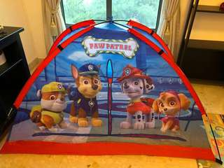 Paw Patrol Play Tent (portable)