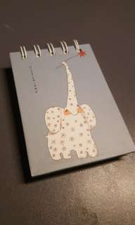 Cute Notebook from Kaison