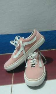 Baby pink old skol (class A)