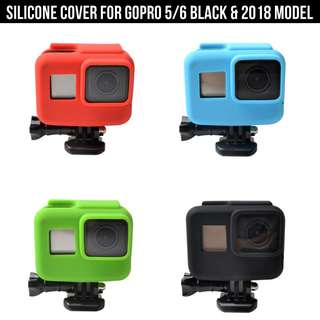 GoPro Silicone Cover for hero 5/6 black and 2018 model