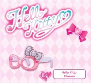 Hello Kitty 玩具眼鏡