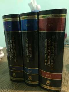 Codals - Law Books