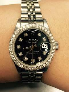 Rolex Lady Size Oyster Perpetual Datejust