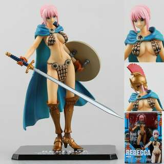 Rebecca One Piece figure