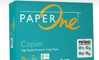 Paper one A4 paper 500 sheets x 10 reams